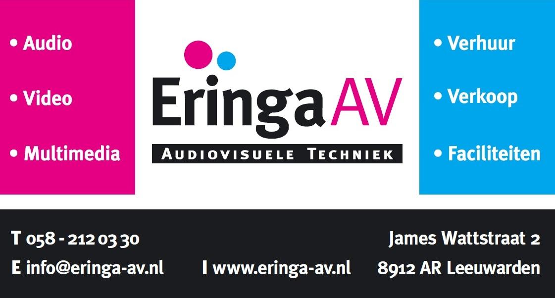 Bezoek onze hoofdsponsor Eringa