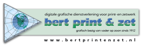 Bert Print en Zet